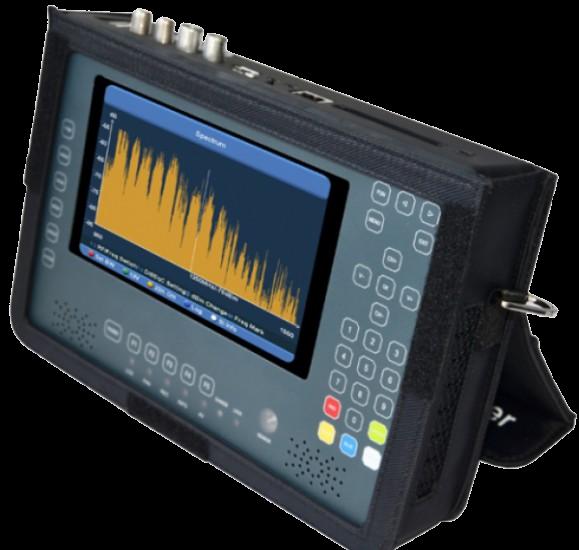 Прибор профессиональный для настройки спутниковых антенн